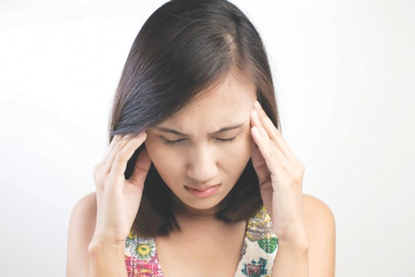 Dấu hiệu bệnh rối loạn tiền đình 1