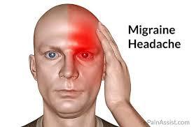 Nguyên nhân và triệu chứng của đau nửa đầu 1