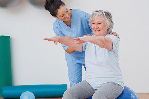Chăm sóc hồi phục chức năng tại nhà 1