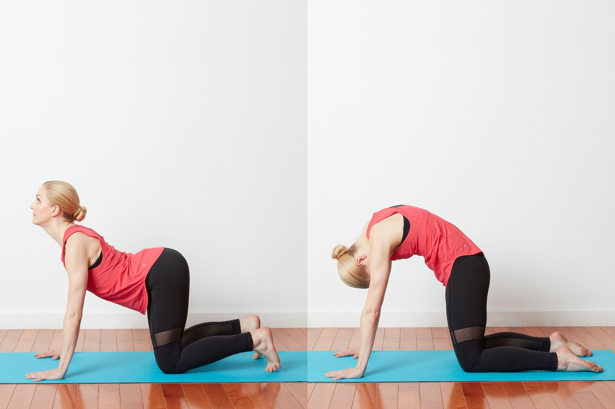 Các bài tập ngắn giúp giảm đau mỏi vai gáy 4
