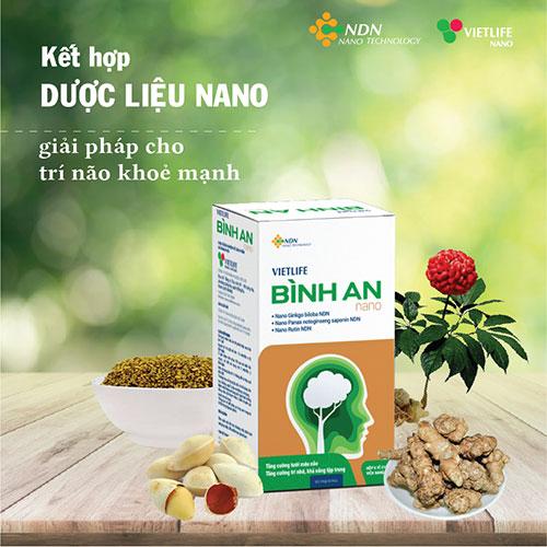 Lý do nên lựa chọn Bình An nano mà không phải các sản phẩm khác trên thị trường? 1