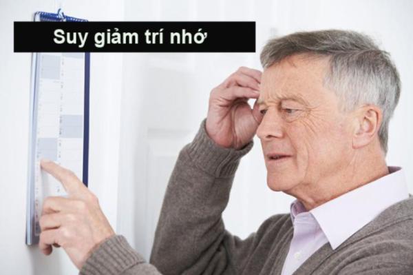 Dấu hiệu nhận biết chứng suy giảm trí nhớ ở người già, người cao tuổi 1
