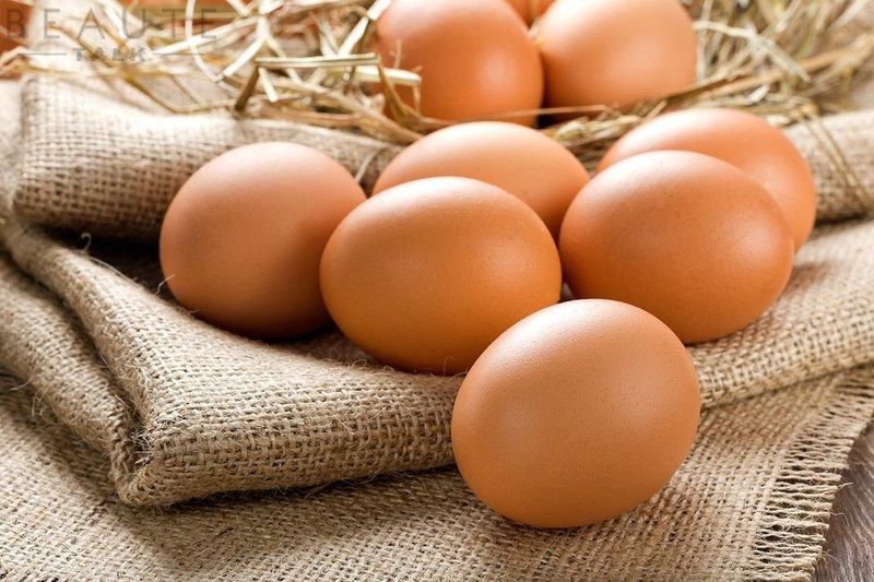 Thịt gà và trứng gà 1